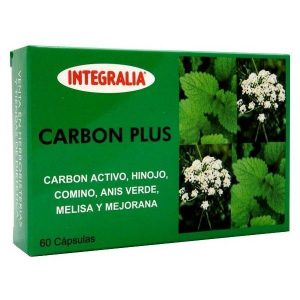 CARBON PLUS 60 CÁPSULAS