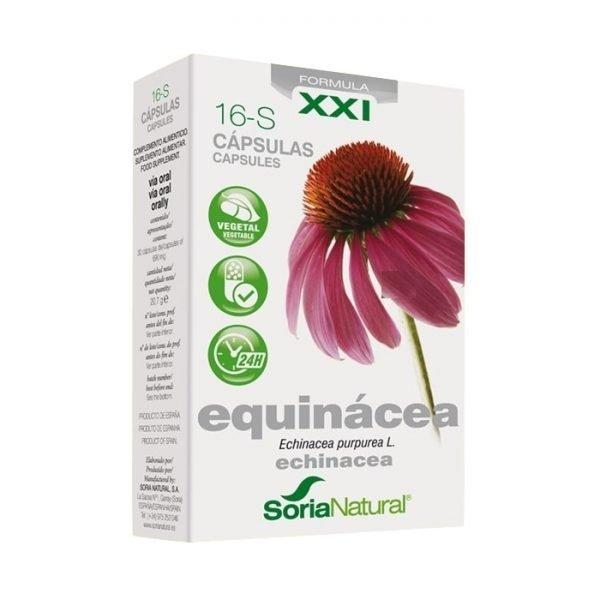EQUINÁCEA SORIA NATURAL 30 Cápsulas