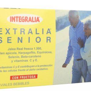 EXTRALIA SENIOR INTEGRALIA Envase 20 ampollas