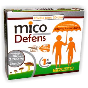 MICO DEFENS Pinisan 30 cápsulas