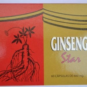 Ginseng rojo Star
