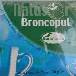 Natusor 25 infusiones Broncopul