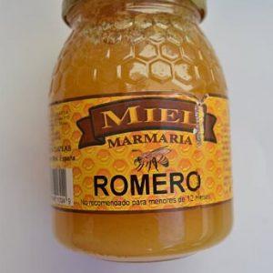 miel romero